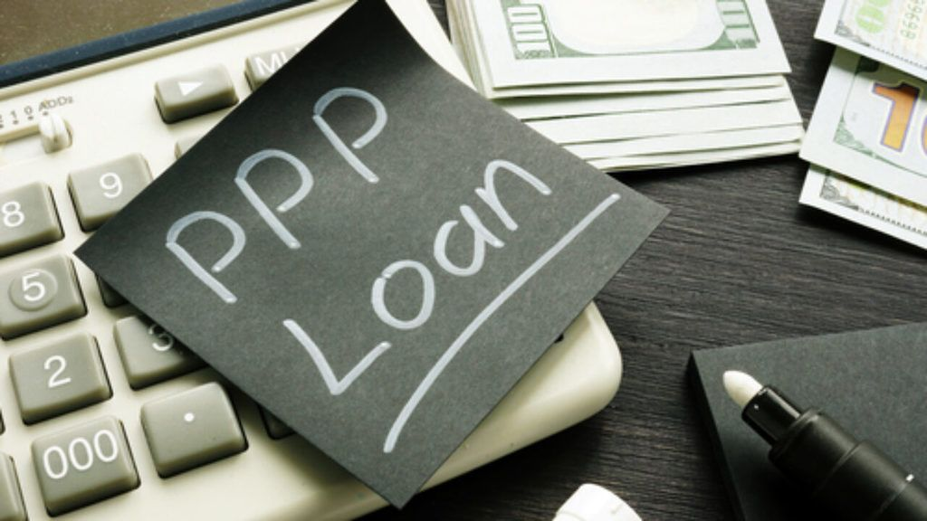 Tax Debt with PPP Loans