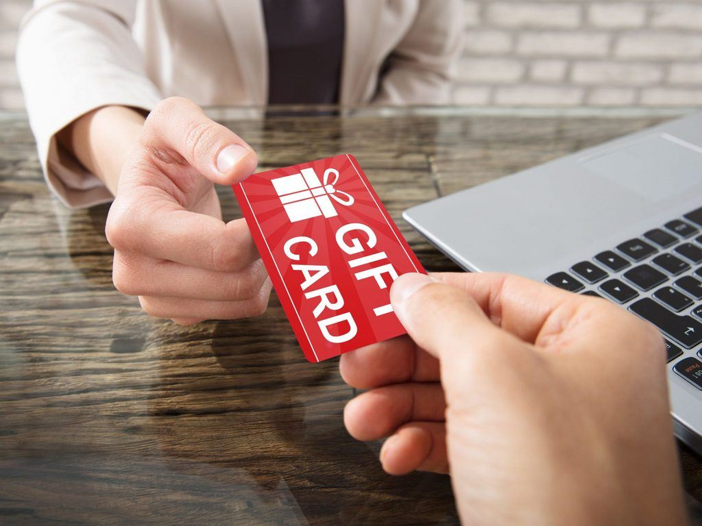 employer gift cards may be taxable